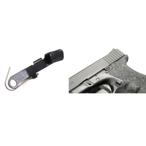 Vickers Tactical GLOCK G9/40/357 Slide Stop - Black