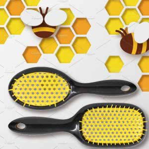 Honeycomb Hair Brush