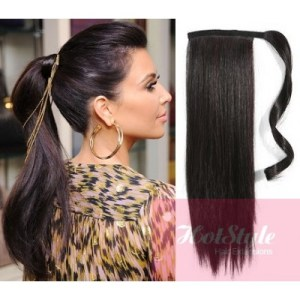 ponytail extension natural hair kind of hair extensions