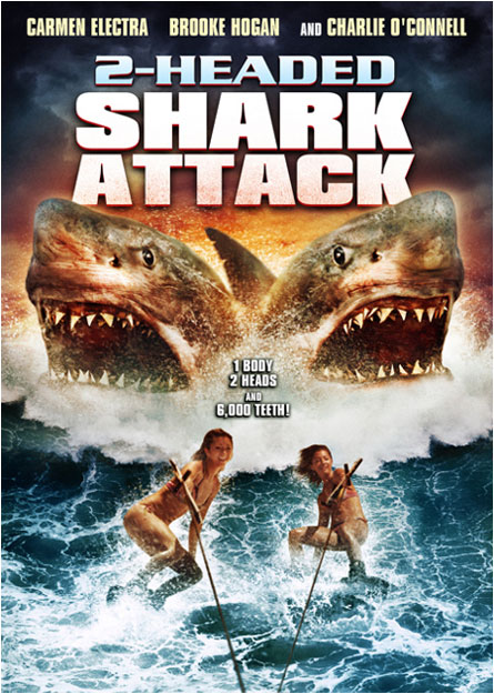 Two-Headed Shark Attack