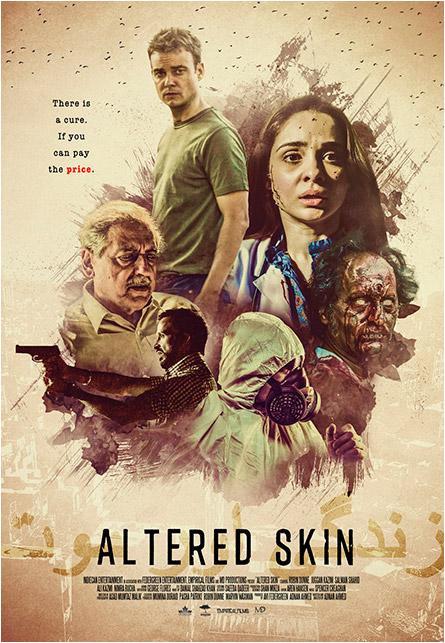Altered Skin