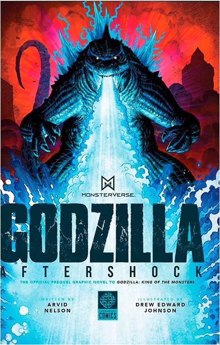 Godzilla Afterchock