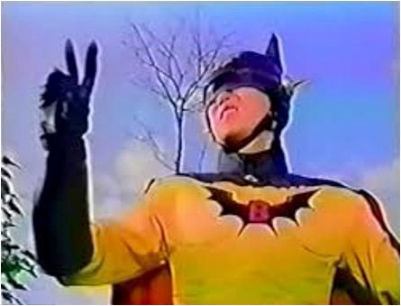 Super Batman vs. Mazinga