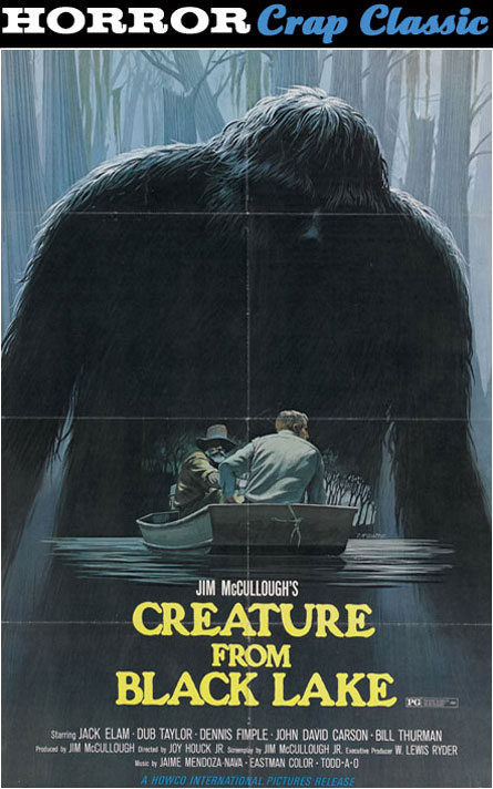 Creature From The Black Lake