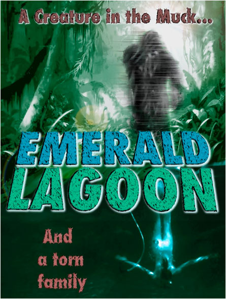 Creature From The Emerald Lagoon