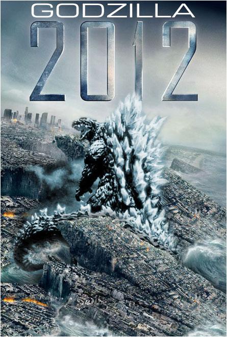Godzilla 2012