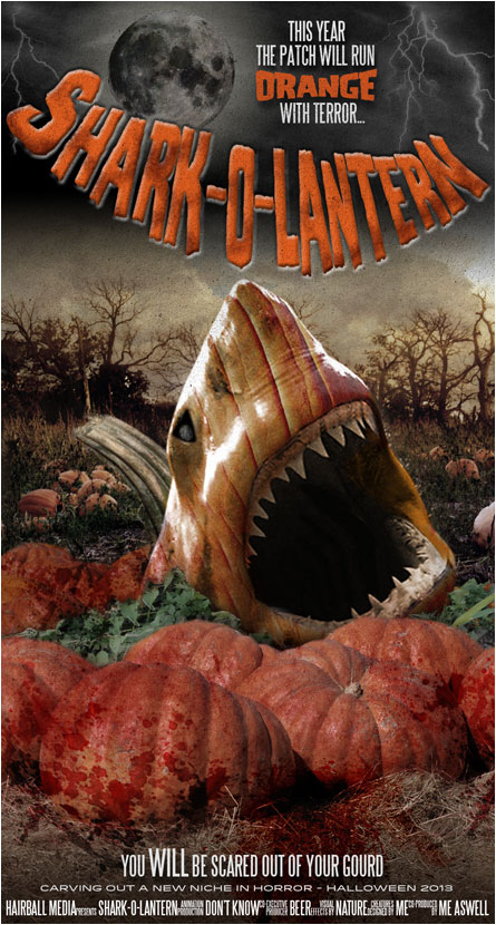 Shark-O-Lantern