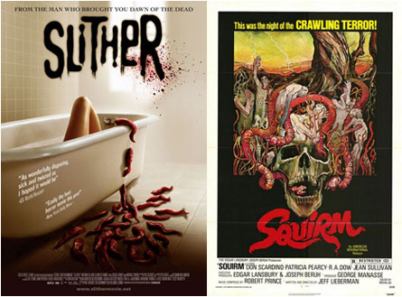 Slither, Squirm
