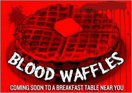 Blood Waffles