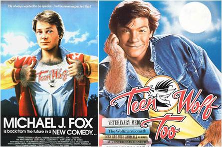 Teen Wolf, Teen Wolf II