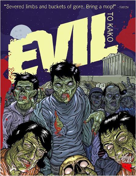 Evil To Kako