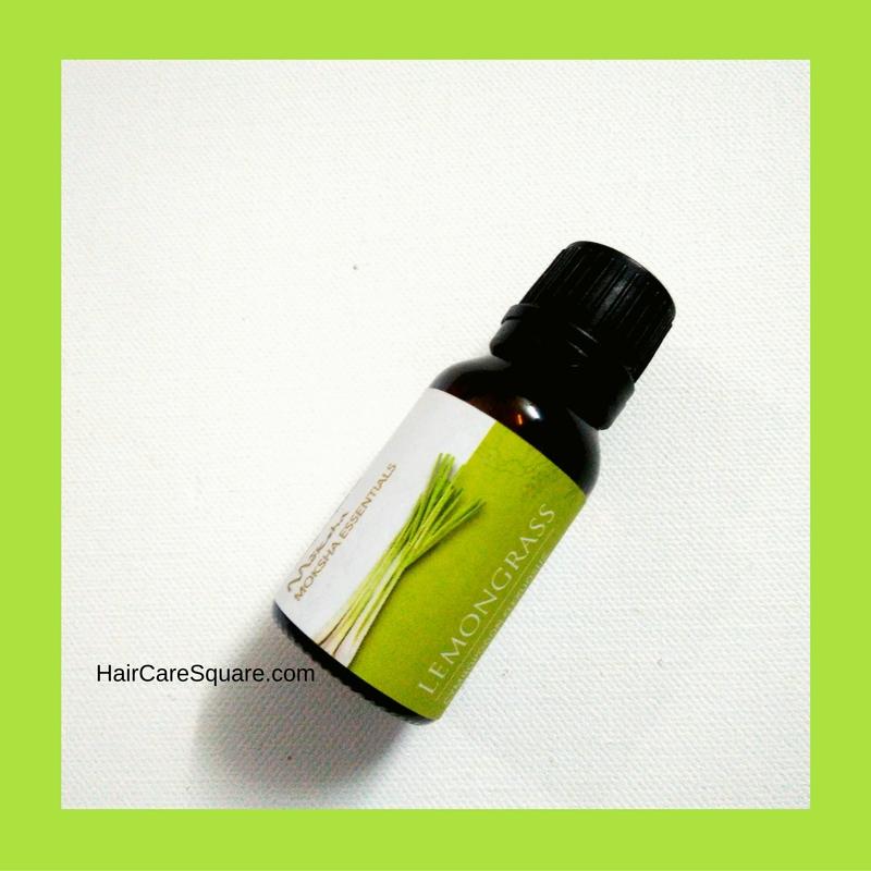 moksha essential oil lemon grass