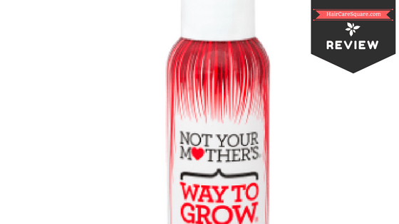 not your mothers way to grow leave-in conditioner review