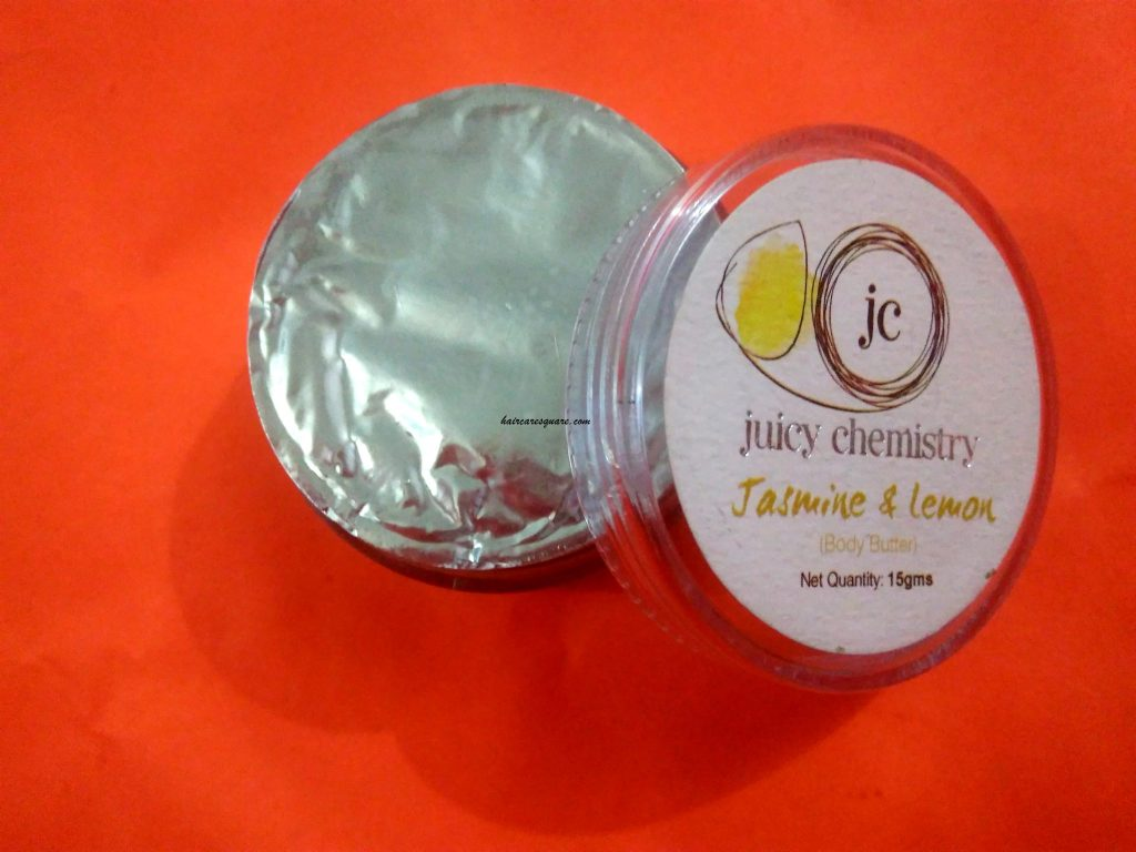 Juicy Chemistry Body Butter review