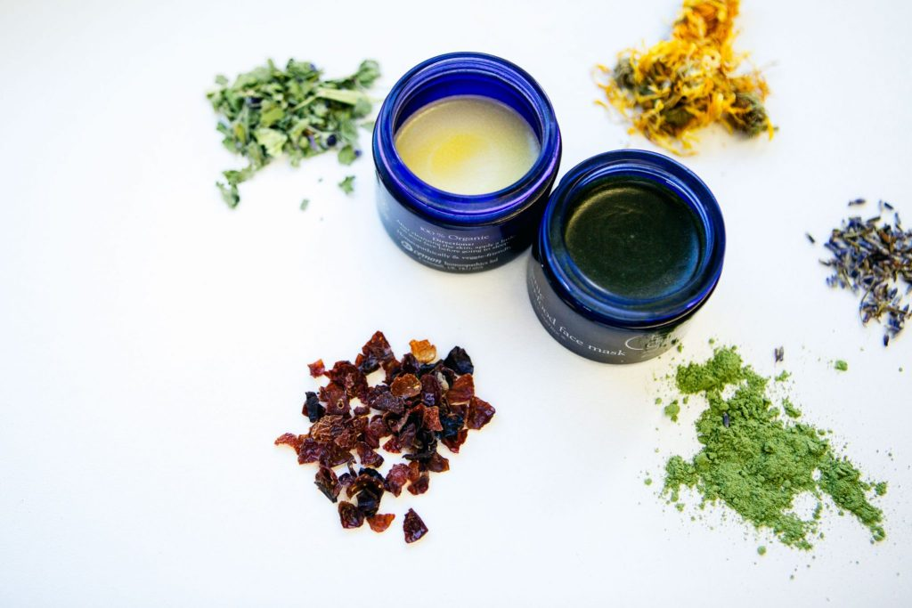 organic skincare products for sensitive skin