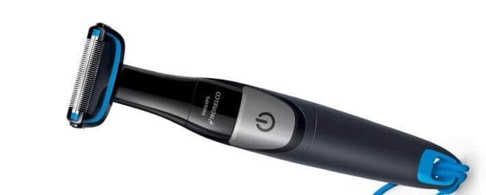 Budget best pubic hair trimmer nomination goes to Norelco 1100 Series.