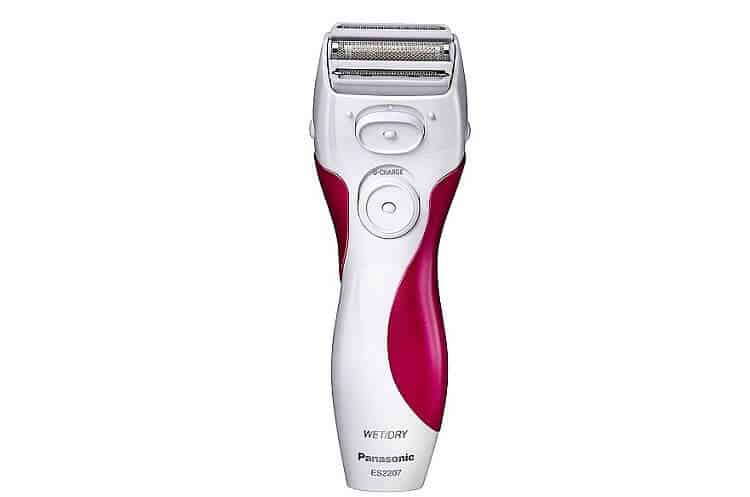 Yet another best Panasonic shaver for your bikini area: this one perfect for dry shaves.
