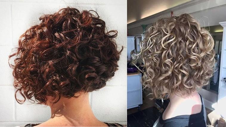 Balayage Hair Colors For Curly ShortMedium Hairstyles