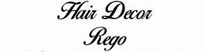 Hair Decor, Rego Logo