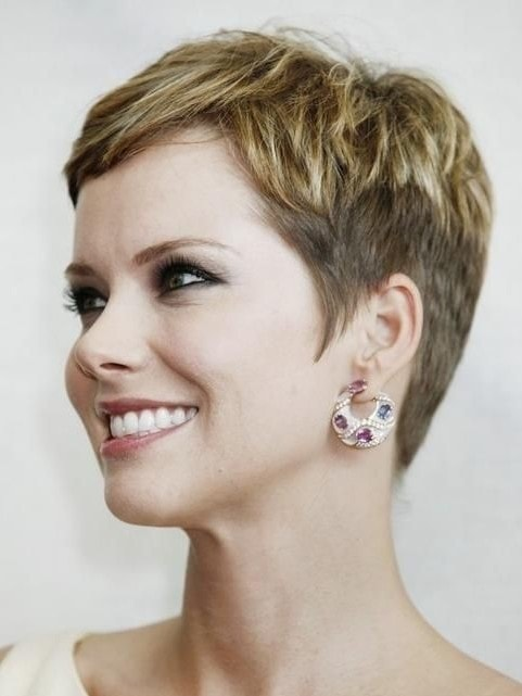 Pixie Short Hairstyles For Women