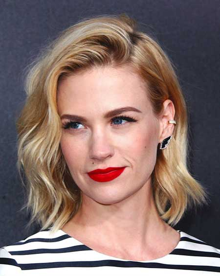 Waves Short Hairstyles For Women