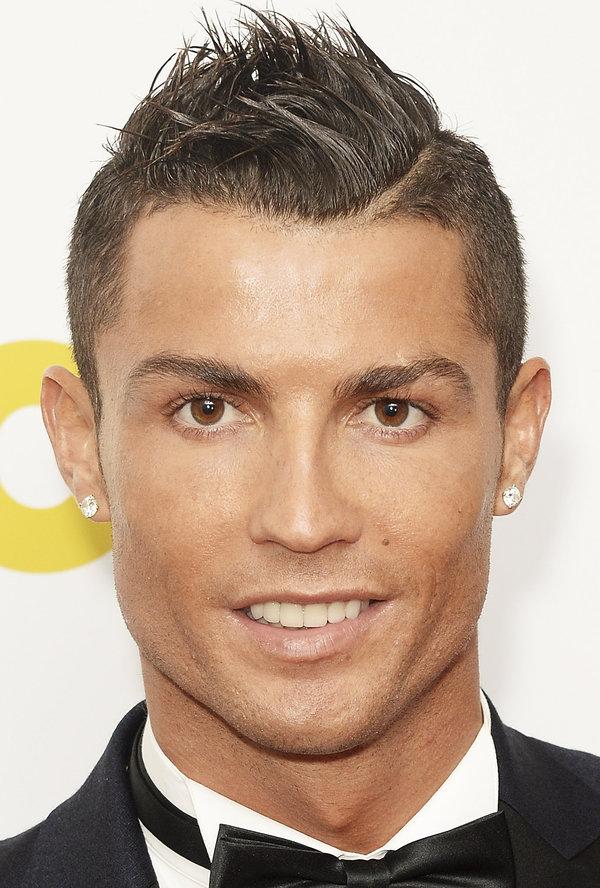Ronaldo Short Haircuts
