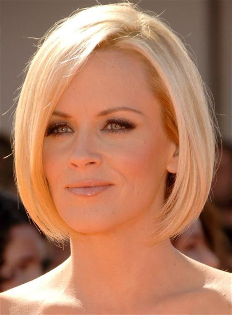15 Short Hairstyles For Double Chin Faces Hairdo Hairstyle