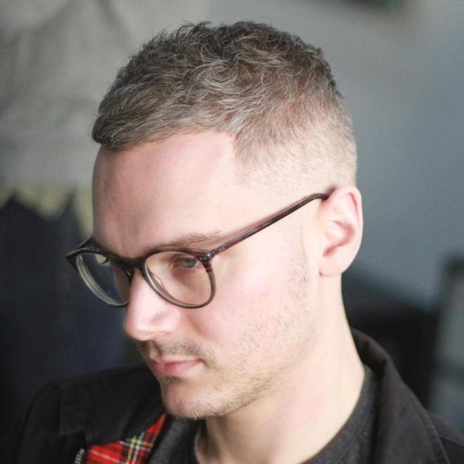 American Crew Cut Hairstyle