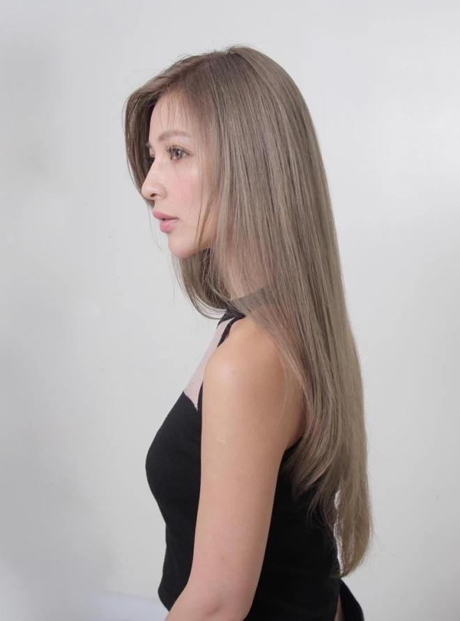 Korean Hair Color