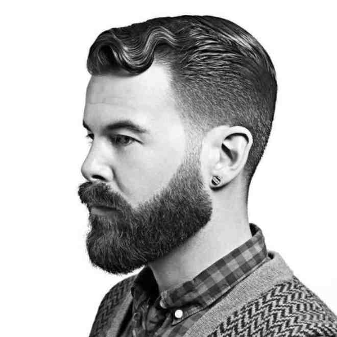 Vintage Hairstyles for Men