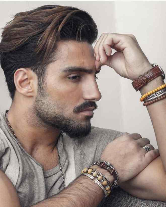 Hair Dye Ideas for Men