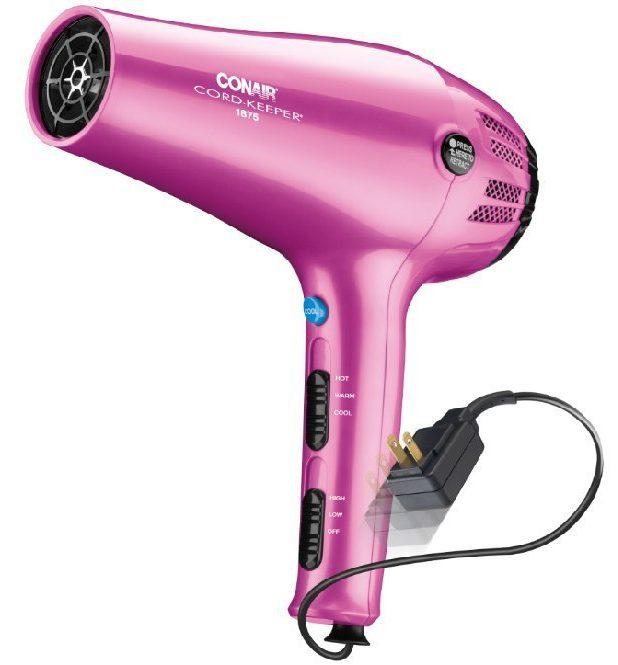 Conair Cord Keeper Hair Dryer Review 2 In 1 Styler
