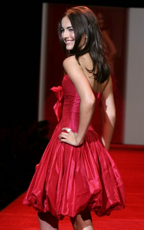 Camilla Belle Straight Long Center Of The Back Hairstyle