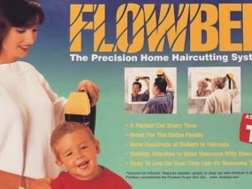 Flowbee Home Haircutting System