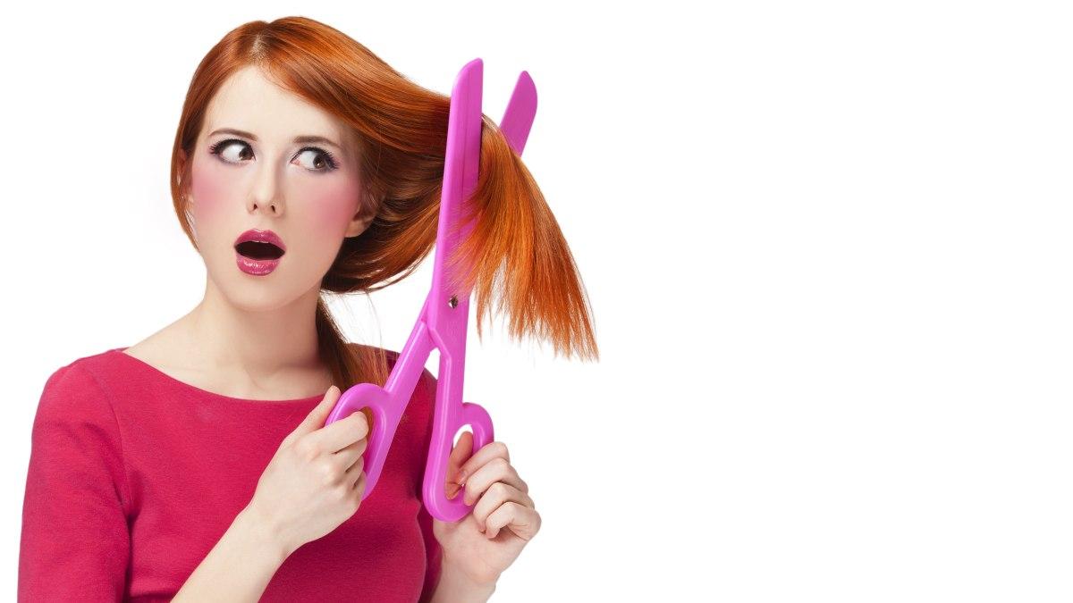 Image result for cutting your hair