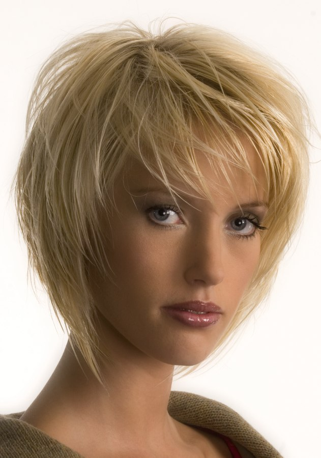 Image Result For Cute And Easy To Style Short Layered Hairstyles