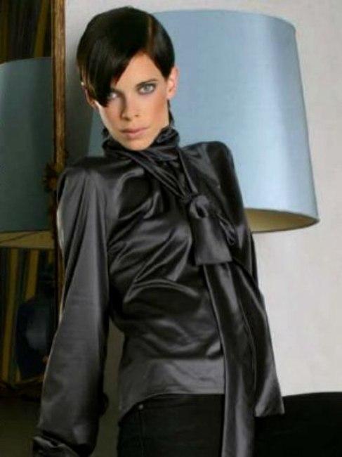 Androgynous Boyish Short Hair Inspired By Supermodel Twiggy