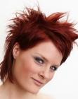 red short hair - John Beerens