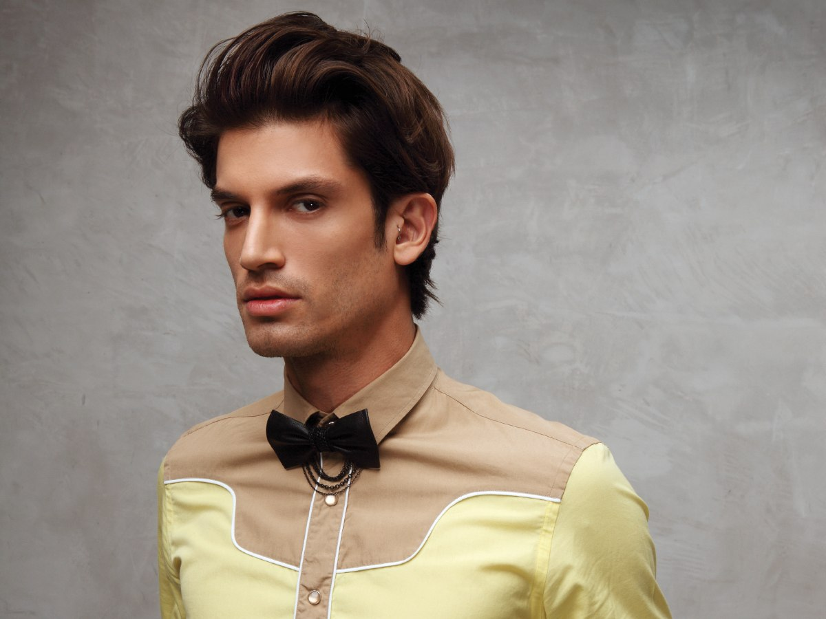 New Trendy Hairstyles For Men Page 1