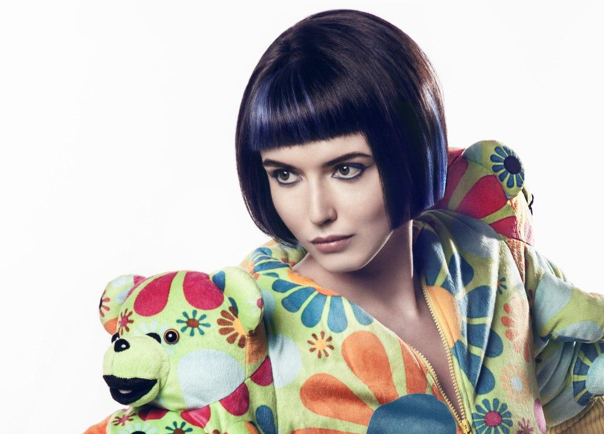 Geometric Bob Haircut Inspired By K Pop