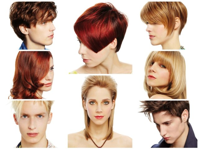 not too neat, fresh and casual fashion hairstyles with
