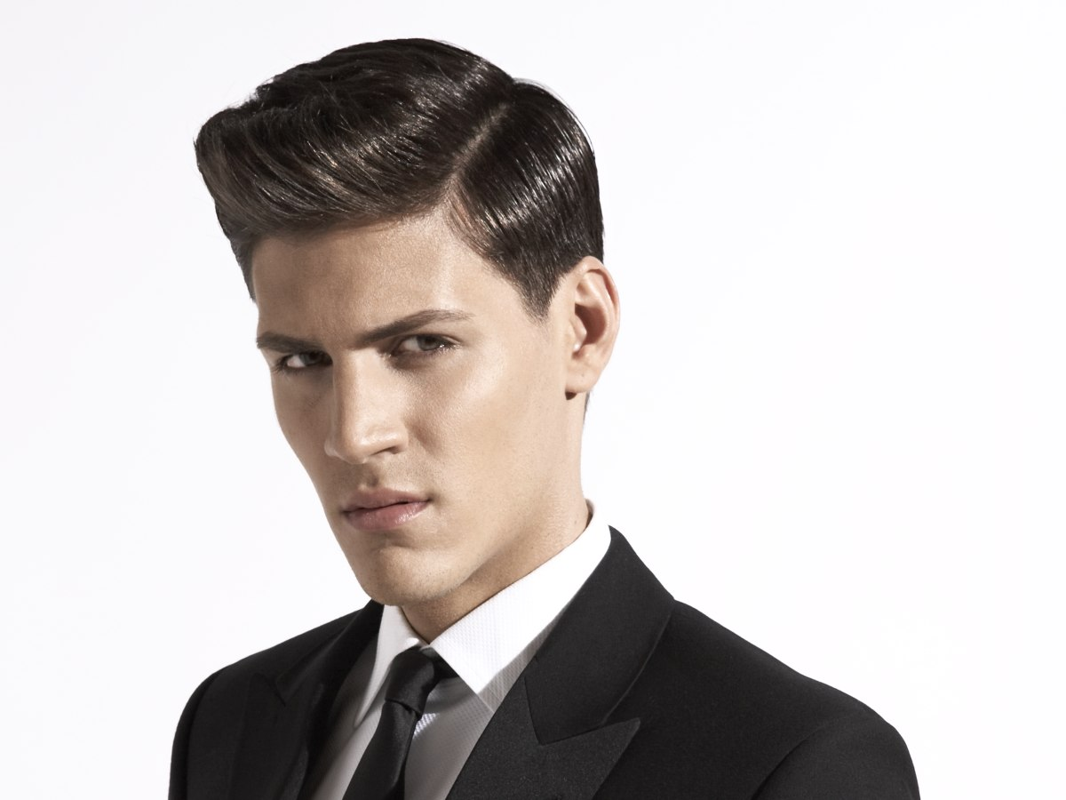 Clean Haircut For Career Minded Men