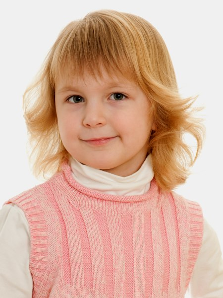 Kids Hairstyle With Curls A Parent Friendly Hairstyle