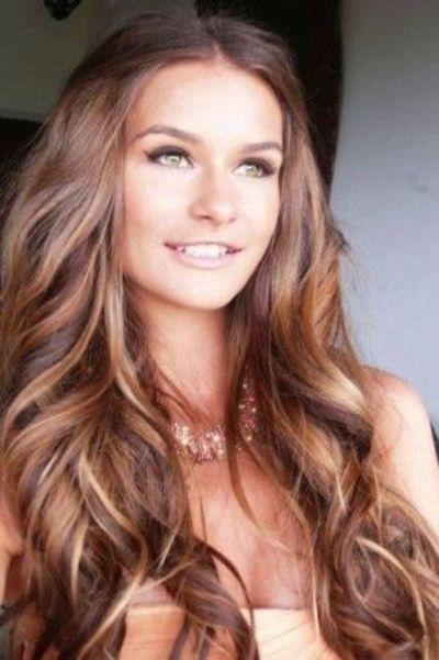 Hair Highlights For Brown Hair