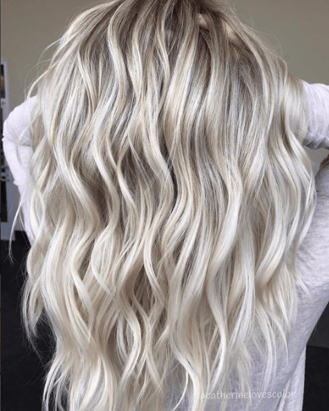 10 Hair Color Ideas For Blondes: 20 Beach Blonde Hair Ideas From Instagram
