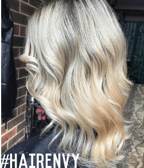 ash blonde hair highlights