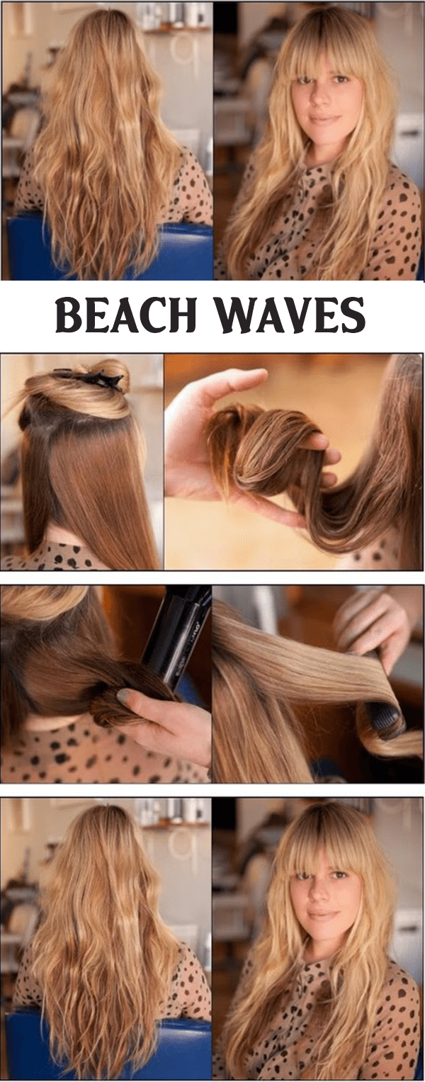 10 Wavy Hairstyles You Can Try
