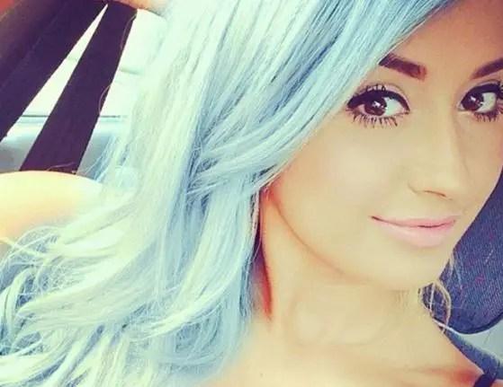 Teal Hair Dye Best Brands Dark Teal Blue Green
