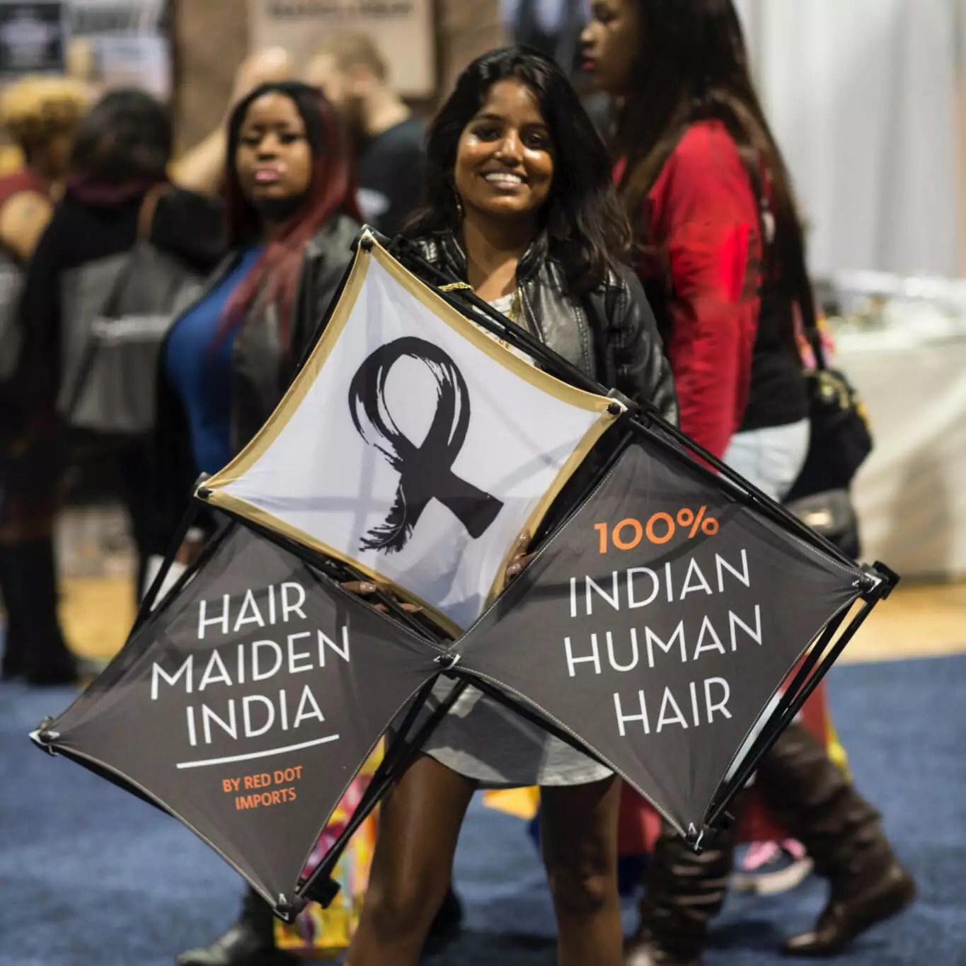 Hair Maiden India offers raw Indian Hair from our hair factory in India