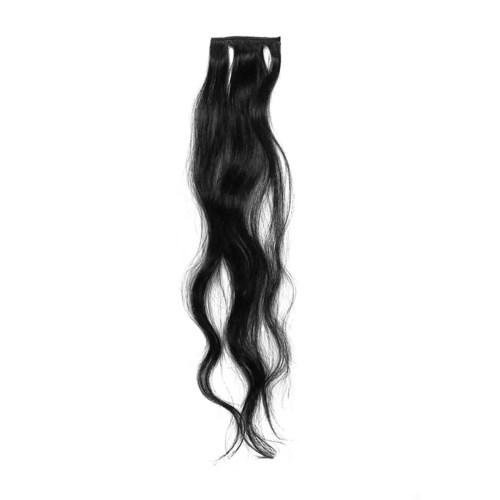 body wave hair sample